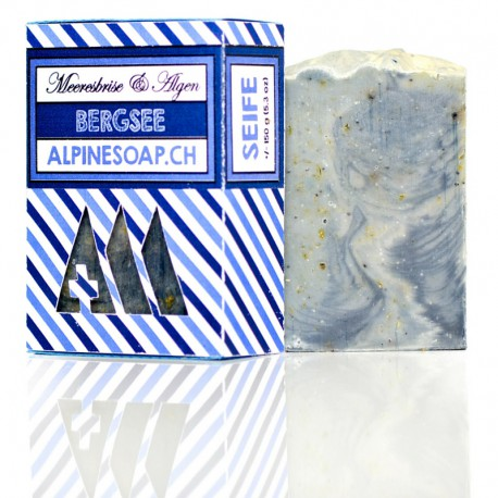 Mountain Lake Natural Soap - Beach Breeze & Algae