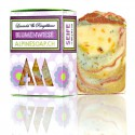 Alpine Meadows Natural Soap - Lavender & Calendula with Peeling Oats
